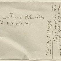Image of X1981.02.116 envelope