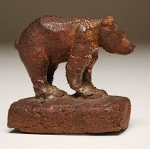 Image of X1975.24.77 - Miniature Bear