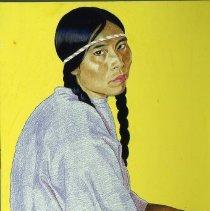 Image of X1973.04.02 - BOTH STRIKING WOMAN