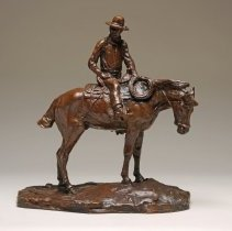 Image of X1952.01.23 - HORSE WRANGLER, THE