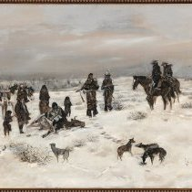 Image of X1952.03.03 - CAUGHT IN THE ACT