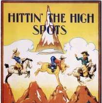Image of 1986.11.32 a - HITTIN' THE HIGH SPOTS IN MONTANA