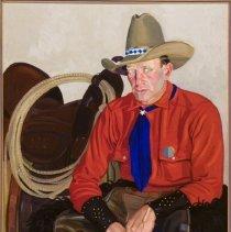 Image of 2008.54.01 - TILLIE THE COWBOY