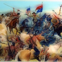 Image of X1962.30.01 - CUSTER'S LAST STAND - 1876