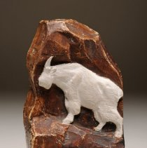 Image of 1998.111.04 - MOUNTAIN GOAT