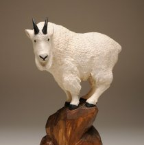 Image of X1923.01.01 - Mountain Goat