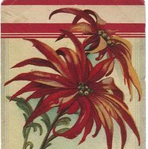 Image of A Happy Christmas be yours - PastPerfect Museum Postcard Collection