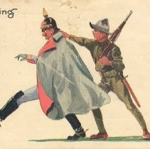 Image of I'm training for this - PastPerfect Museum Postcard Collection