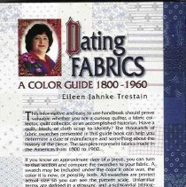 Image of Dating fabrics - Back Cover