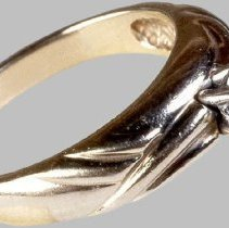 Image of Ring, Wedding - Packwood Family Collection