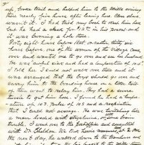 Image of Camp Bird Letter pg 4