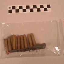 Image of M1 rifle ammunition