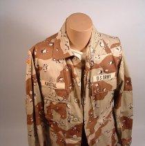 Image of Desert Camouflage Jacket