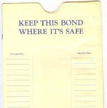 Image of Victory Bond Envelope