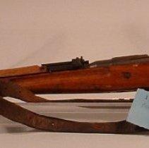 Image of Japanese Type 99 short rifle