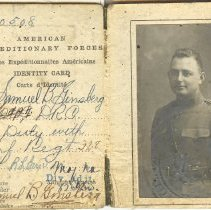 Image of A010.011.001 - Card, Identification