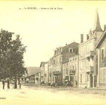 Image of St. Mihiel - Avenue de la Gere