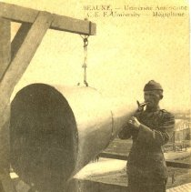 Image of A.E.F. University Megaphone