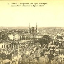 Image of View from St. Epvre's Church