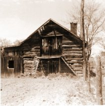 Image of Parker-Doggett blacksmith shop - 1684-3b wfchs