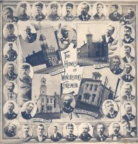 Image of Winchester Fire Companies -- 1897 Convention - 39-238 thl