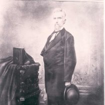 Image of Frederick W.M. Holliday, Governor of Virginia - 39-40a thl