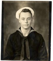 Image of Winfred E. Ambrose, USN, WWII