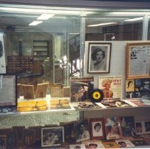 Image of Patsy Cline exhibit - 61-11 thl