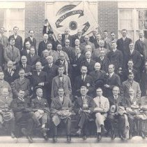 Image of Winchester Rotary Club, 1925 - 69-337 wfchs