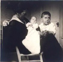 Image of Bell boys with nanny