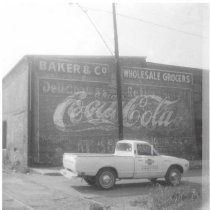Image of Coca-Cola sign, Baker building