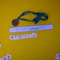 Image of 977.4.1 - Medal, Commemorative