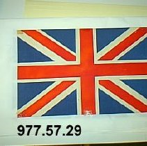 Image of 977.57.29 - flag