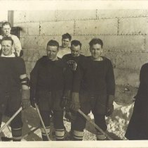 Image of Toburn Mine Hockey Player and Manager