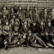 Image of Wright Hargreaves Miners 1937