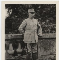 Image of Unidentified French Officer