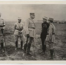 Image of Unidentified French Officers