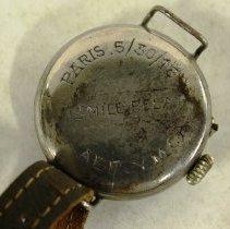 Image of 2008.56.1 - Watch, Wrist