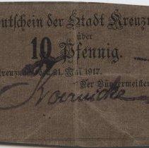 Image of 2012.54.26 - Money, Paper