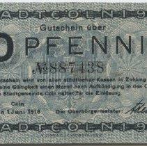 Image of 2012.54.28 - Money, Paper