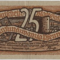 Image of 2012.54.33 - Money, Paper