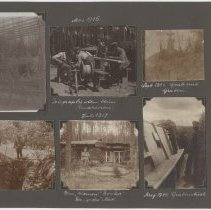 Image of Photo Album Page: 2014.30.2_Page 6_Back