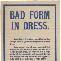 Image of 1920.1.535 - Poster