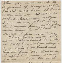 Image of 058_2013.58.1_November 8, 1917_Alta to Thomas R Shook_Page 2