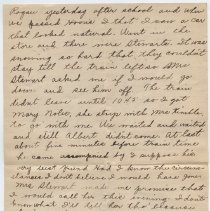Image of 2013.58.1_December 14, 1917_Sister - Jeanette to Thomas R Shook_Page 2