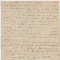 Image of 2013.58.1_December 14, 1917_Sister - Jeanette to Thomas R Shook_Page 5