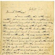 Image of 1996.51.136AV - Letter