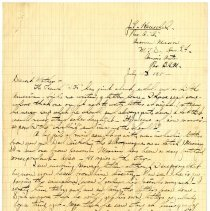 Image of 1996.51.136CU - Letter
