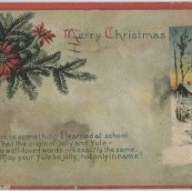 Image of 2013.58.15 - Postcard, Inscribed