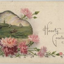 Image of 2013.58.17 - Postcard, Inscribed